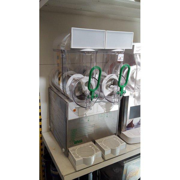 BRAS FBM 2 LS INOX snow crystal machine, ice waterfall Frozen drink machines / Crushed ice machines